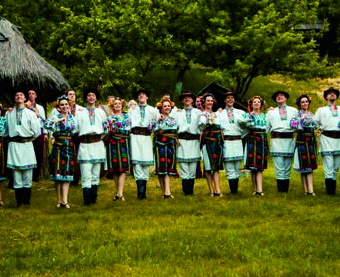 International  «BUKOVINA FOLK DANCE»  FESTIVAL